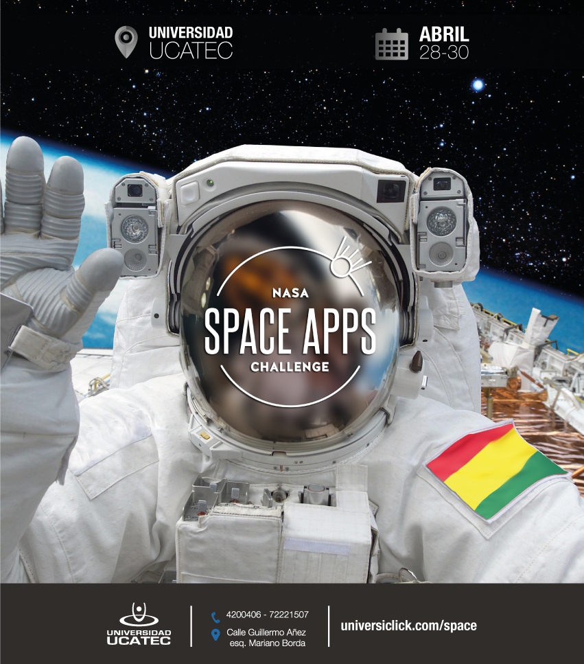 NASA SPACE APPS CHALLENGE UCATEC 2017